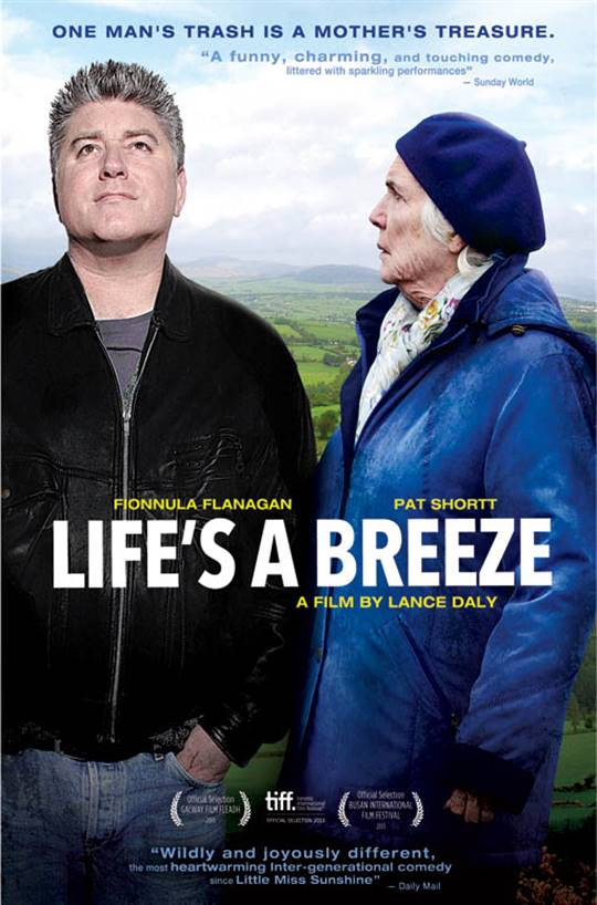 Life's a Breeze Large Poster