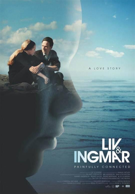 Liv & Ingmar Large Poster
