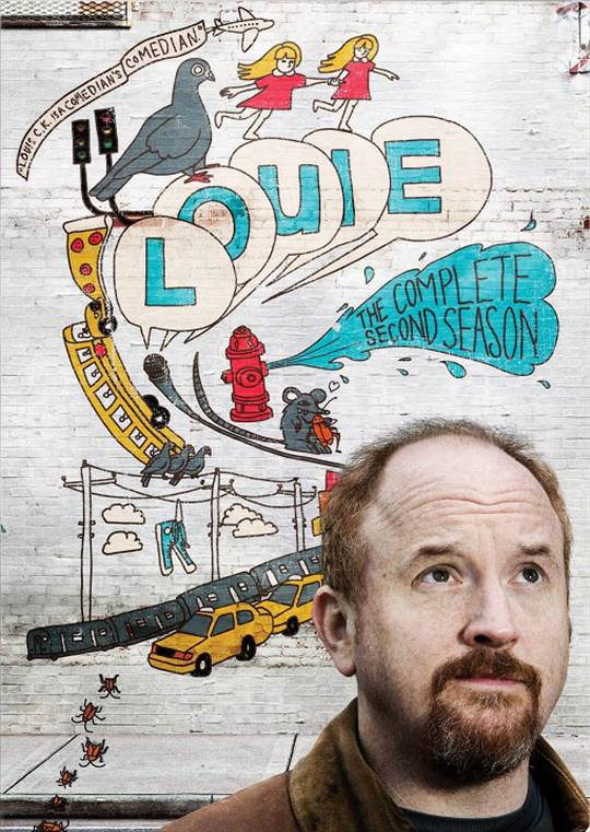Louie: The Complete Second Season Large Poster