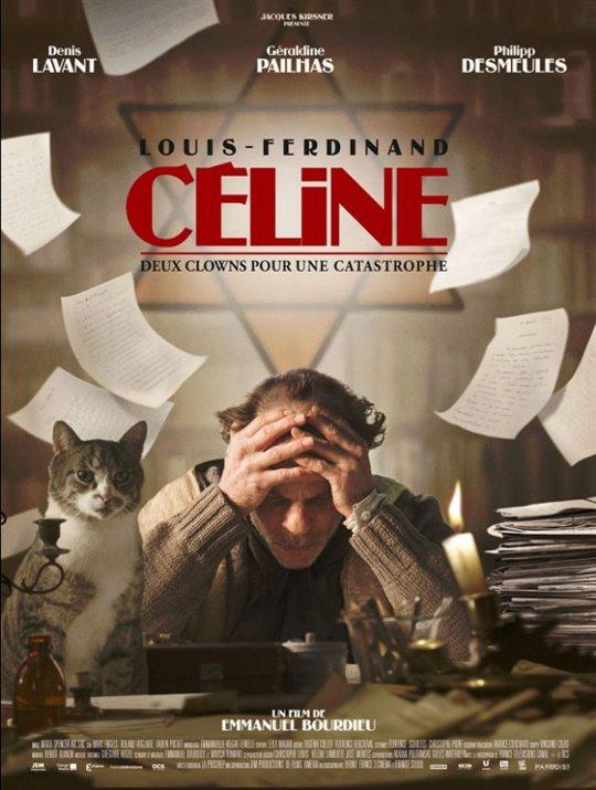 Louis-Ferdinand Céline Large Poster