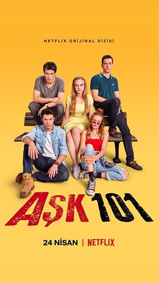 Love 101 (Netflix) Large Poster