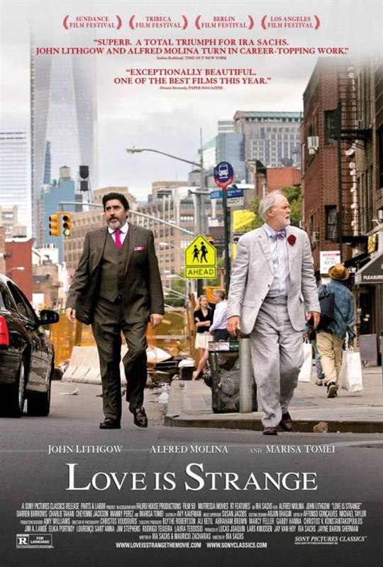 Love is Strange Large Poster