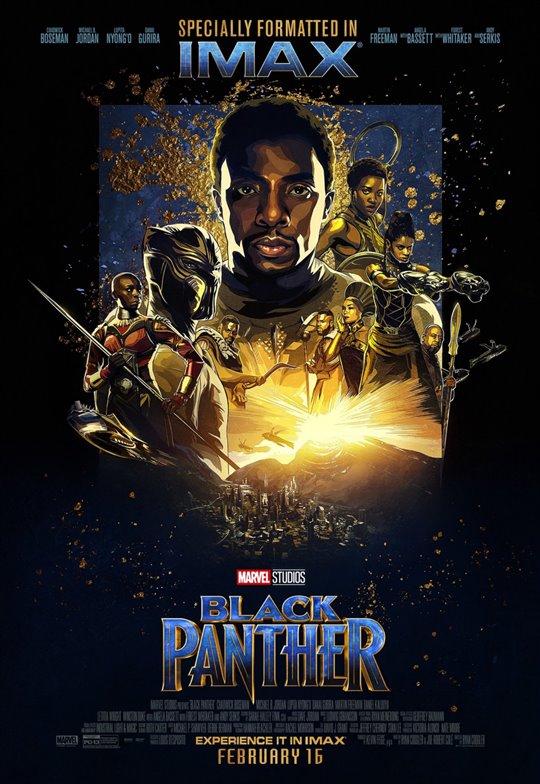 Marvel Studios 10th: Black Panther (IMAX)