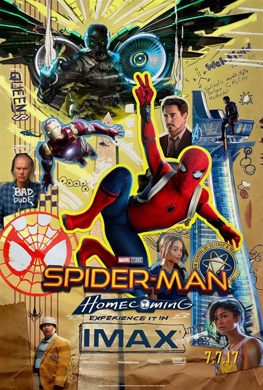 Marvel Studios 10th: Spider-Man: Homecoming (IMAX)