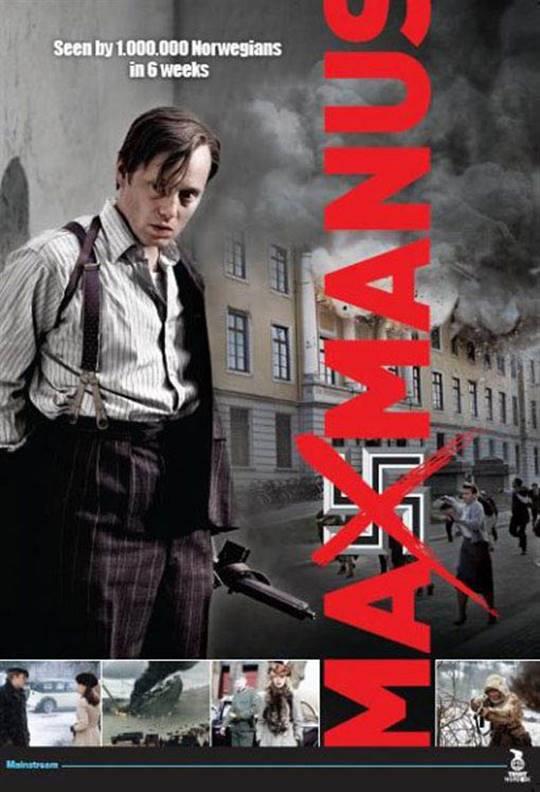 Max Manus Large Poster