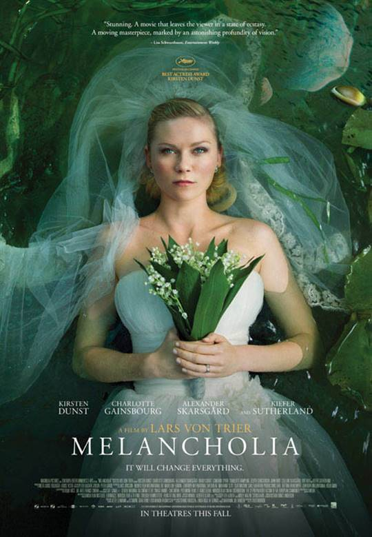 Melancholia (2011) Large Poster