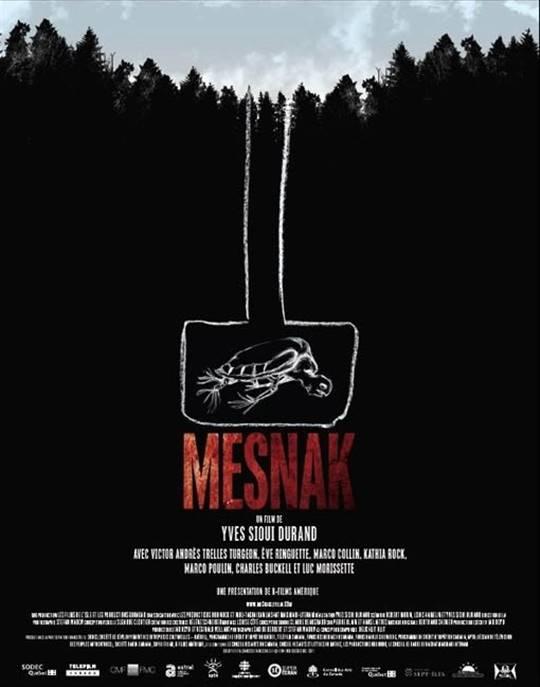 Mesnak Large Poster