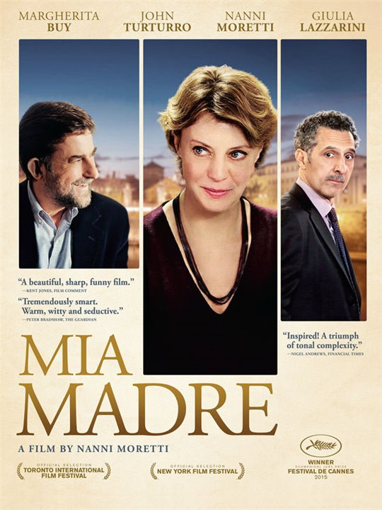 Mia Madre Large Poster