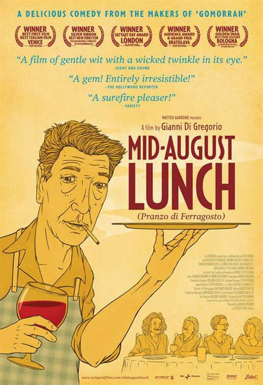 Mid-August Lunch Large Poster