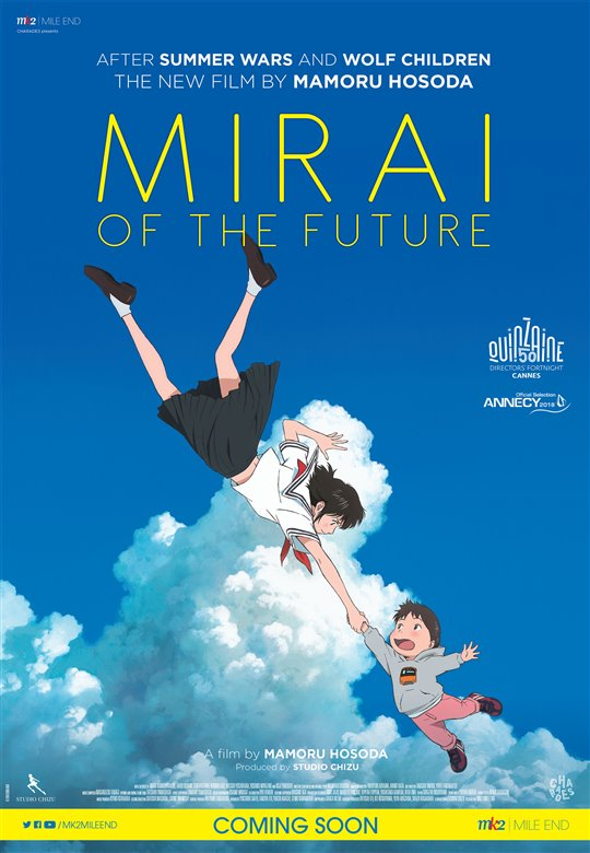 Mirai of the Future (Subtitled)