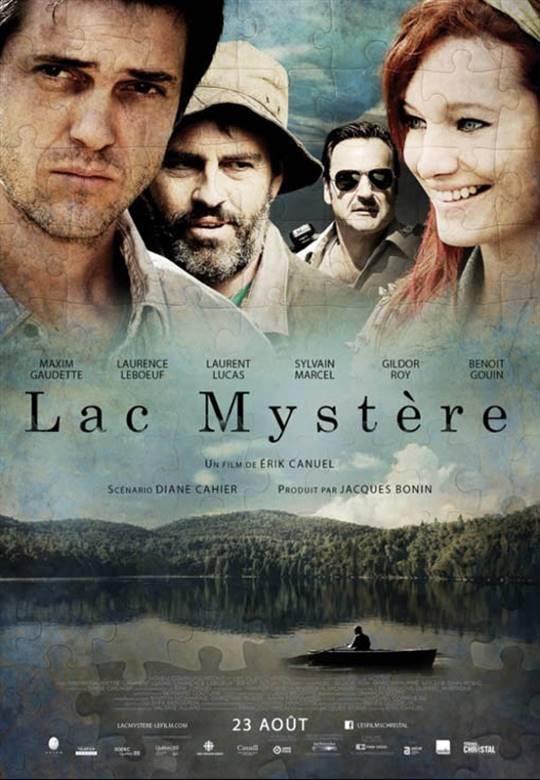 Mirror Lake Large Poster