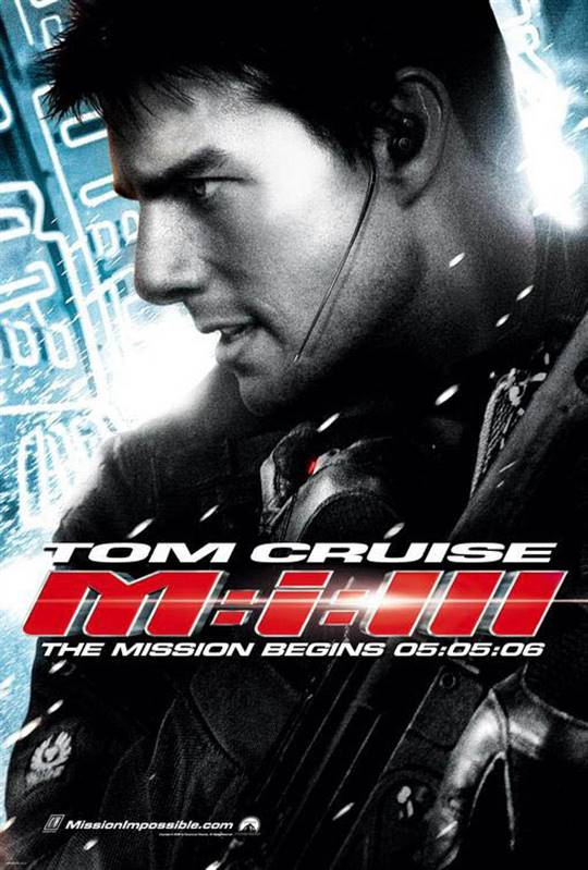 Mission: Impossible III Large Poster