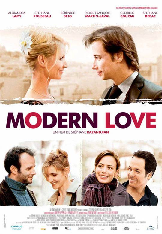 Modern Love Large Poster