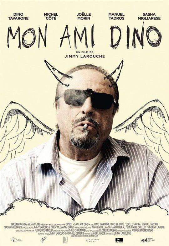 Mon ami Dino Large Poster