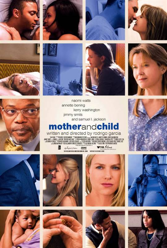 Mother and Child Large Poster