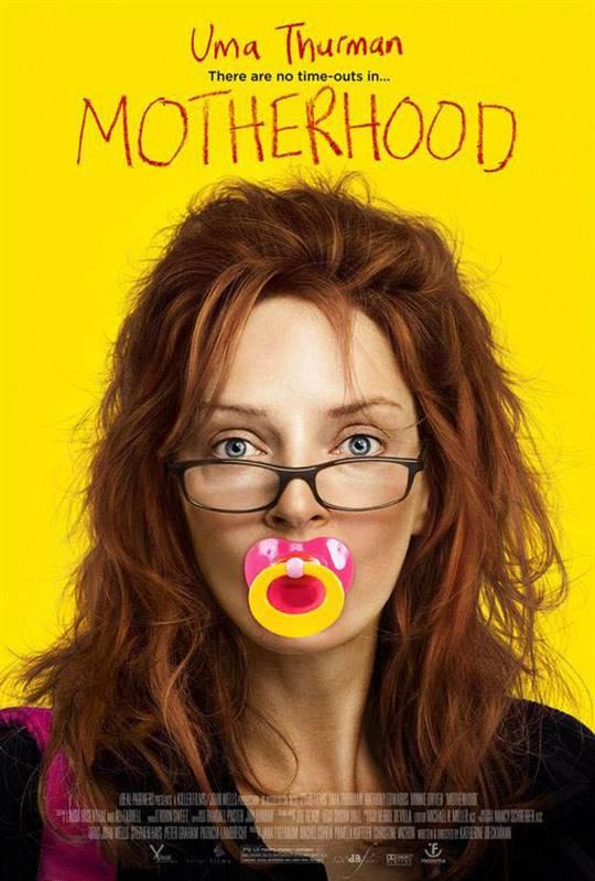 Motherhood Large Poster