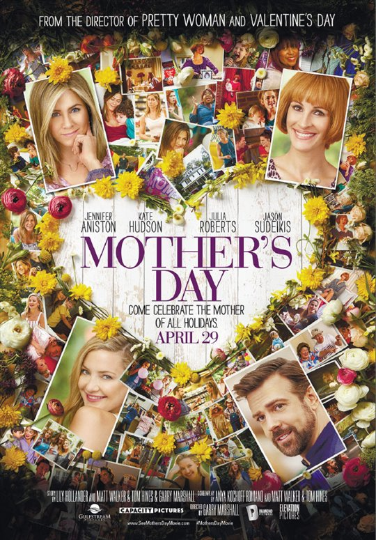 Mother's Day Large Poster