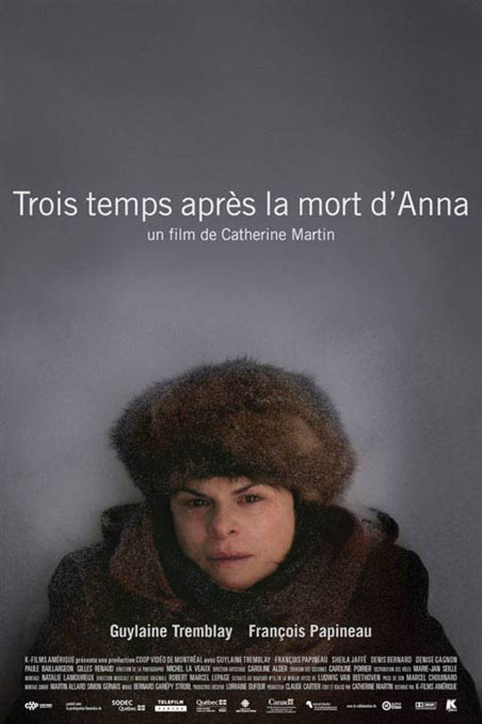 Mourning for Anna Large Poster