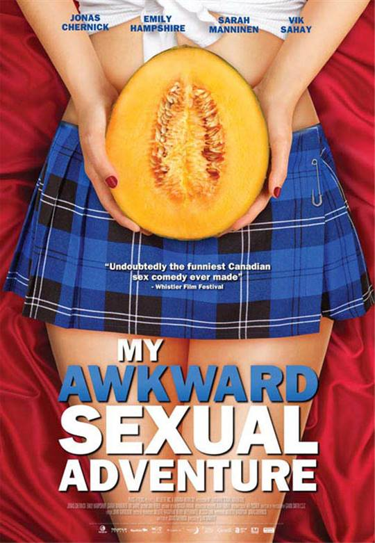 My Awkward Sexual Adventure Large Poster