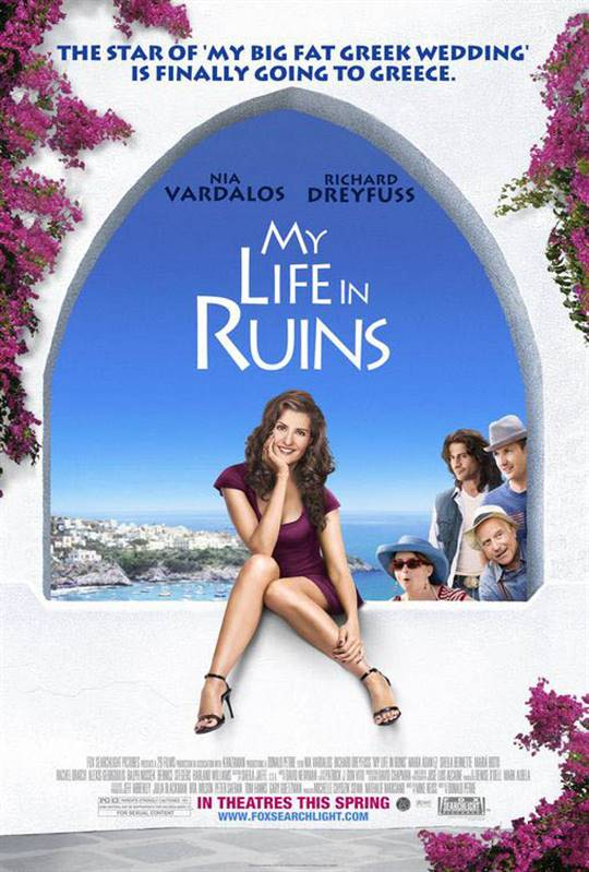 My Life in Ruins Large Poster