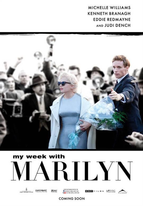 My Week with Marilyn Large Poster