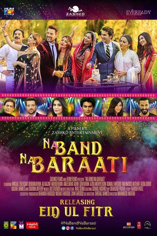 Na Band Na Baraati Large Poster