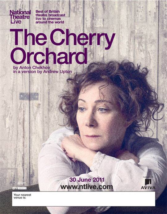 National Theatre Live: The Cherry Orchard Large Poster