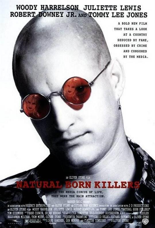 Natural Born Killers Large Poster
