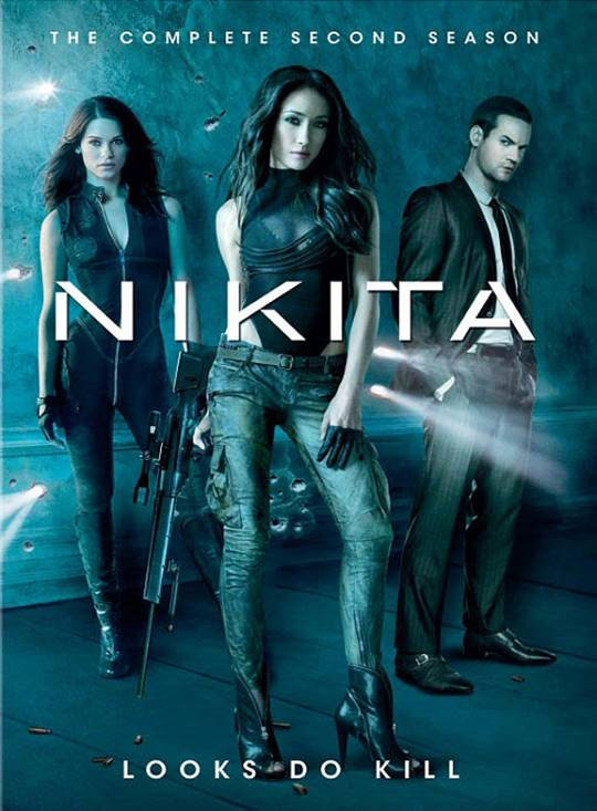 Nikita: The Complete Second Season Large Poster