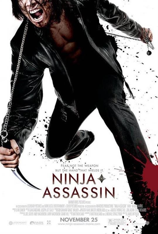 Ninja Assassin Large Poster