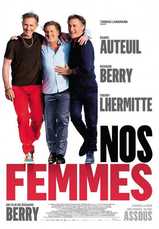 Nos femmes Large Poster