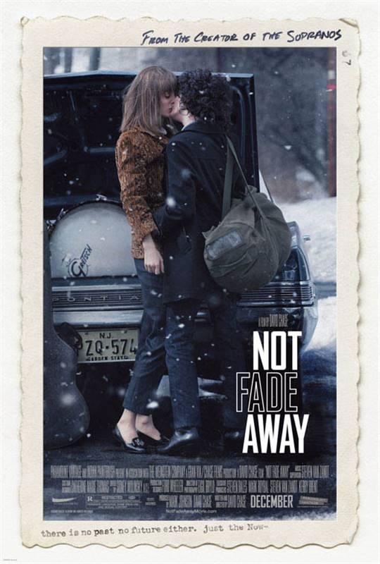 Not Fade Away Large Poster