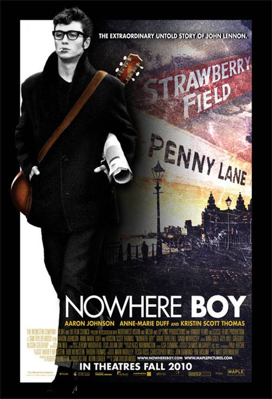 Nowhere Boy Large Poster