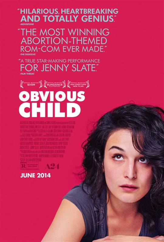 Obvious Child Large Poster