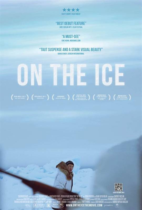On the Ice Large Poster