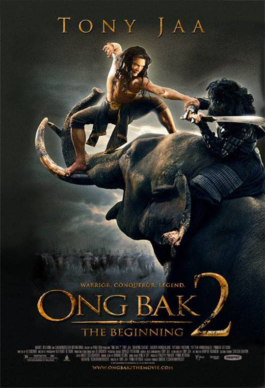 Ong Bak 2: The Beginning Large Poster