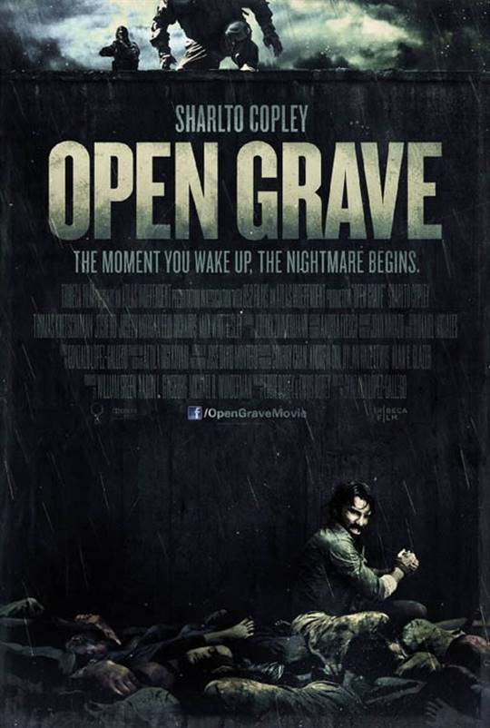 Open Grave Large Poster
