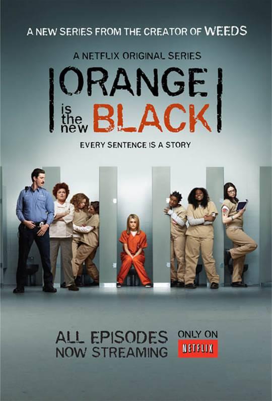 Orange is the New Black: Season 1 (Netflix) Large Poster
