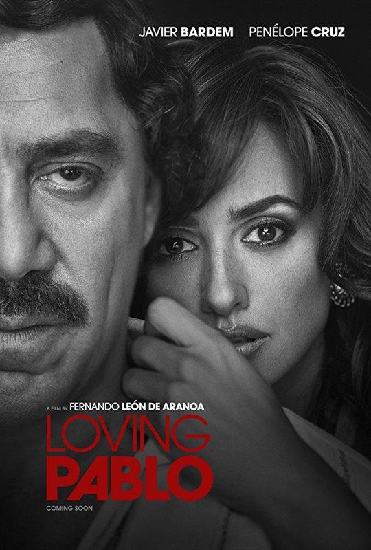 Pablo Escobar (formerly Loving Pablo)