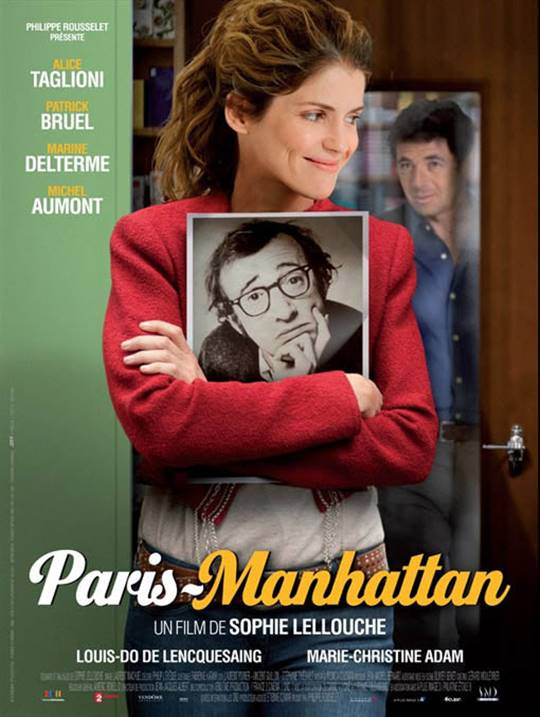Paris-Manhattan Large Poster