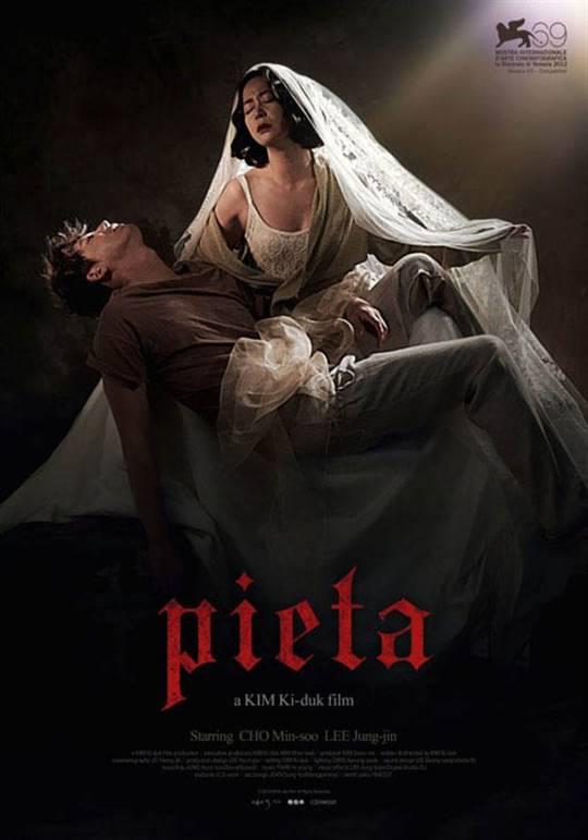 Pieta Large Poster