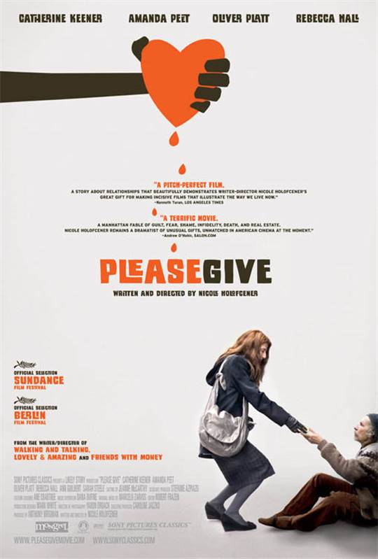 Please Give Large Poster