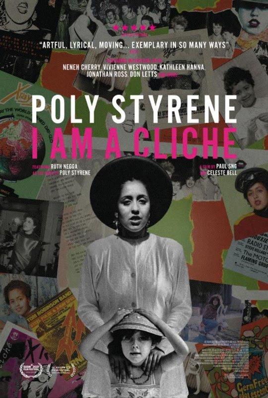 Poly Styrene: I Am a Cliché Large Poster