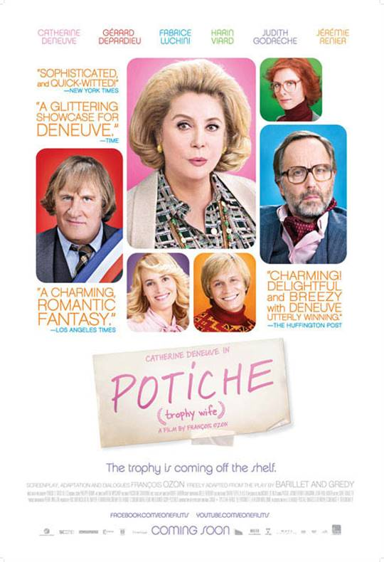Potiche (Trophy Wife) Large Poster