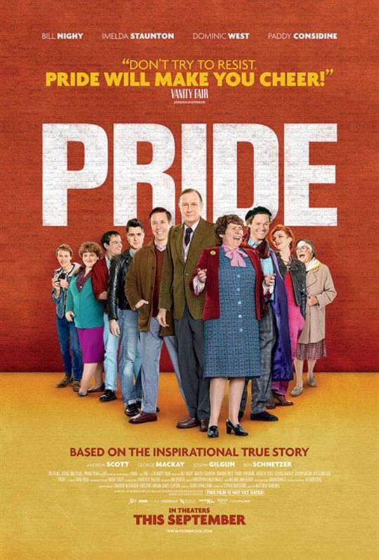 Pride Large Poster