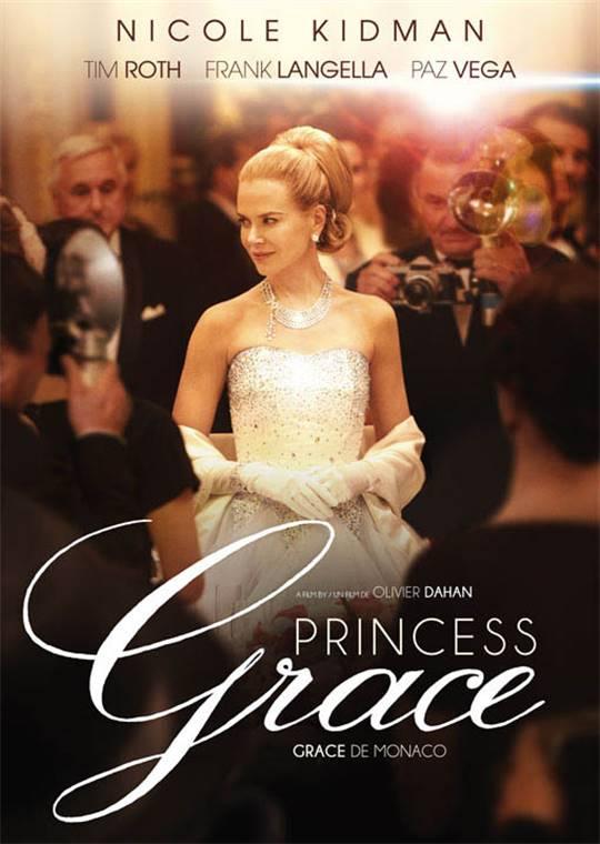 Princess Grace Large Poster