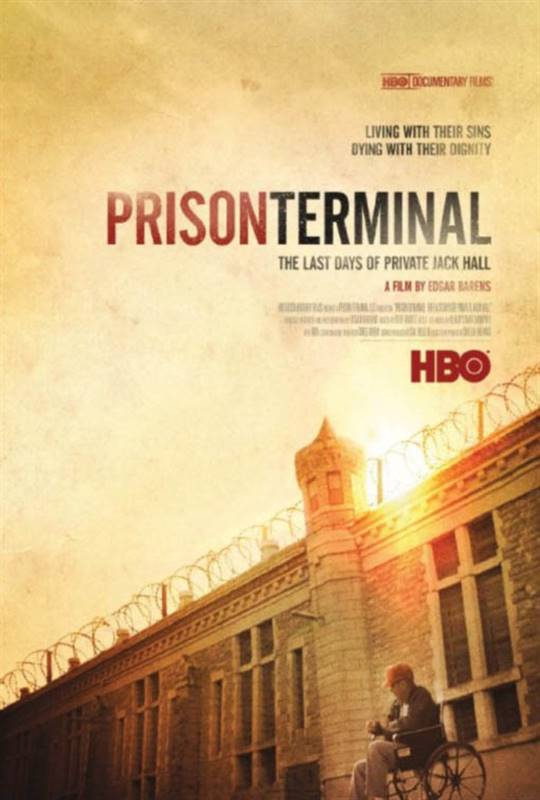 Prison Terminal: The Last Days of Private Jack Hall Large Poster