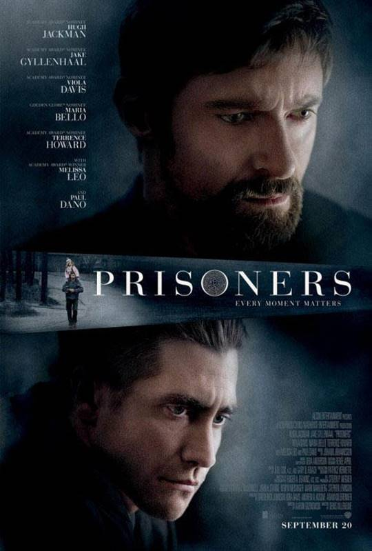 Prisoners Large Poster