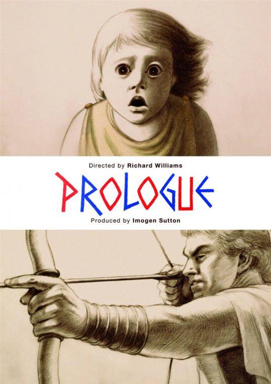 Prologue (Short) Large Poster