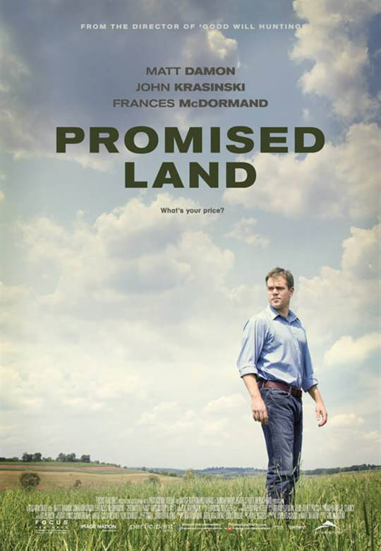 Promised Land Large Poster